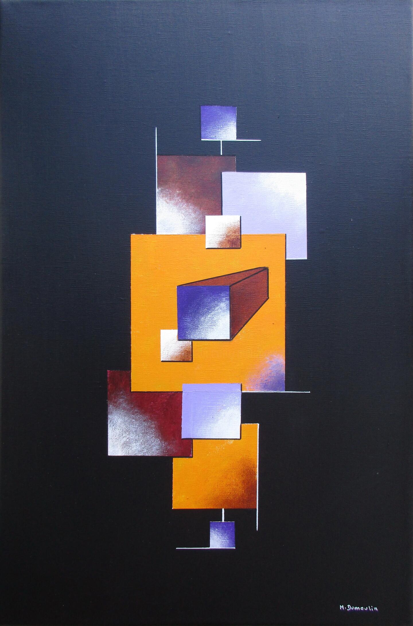 """Martial Dumoulin - """" Evasion """""""