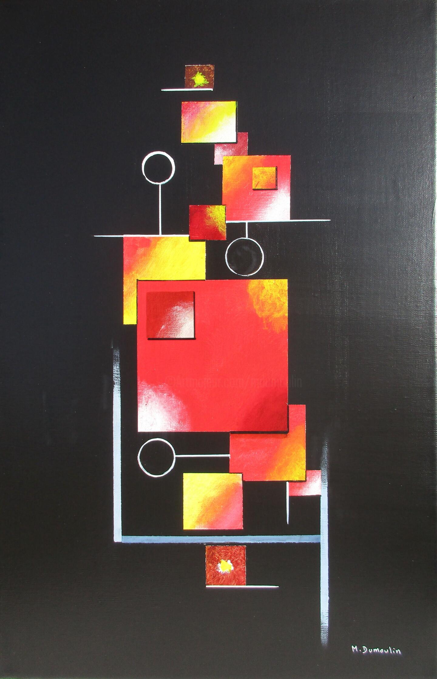 "Martial Dumoulin - "" Relation """