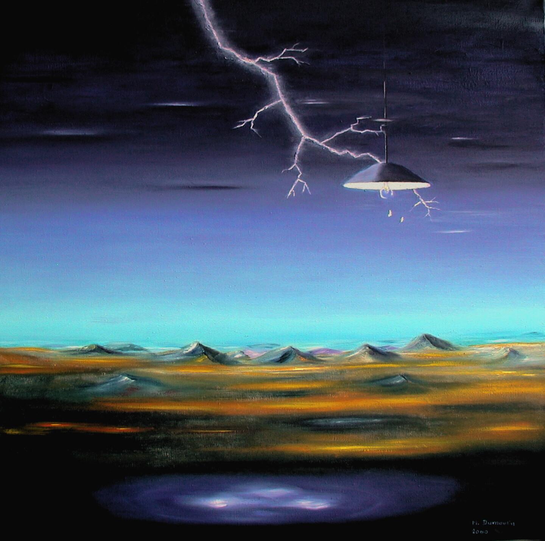 """Martial Dumoulin - """" Hallucination """""""