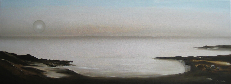 "Martial Dumoulin - "" Terre d'ombre """