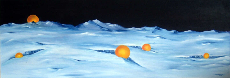 """Martial Dumoulin - """" Coucher de soleils """""""