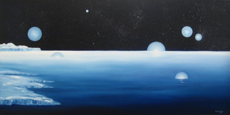 "Martial Dumoulin - "" Clair de lunes """