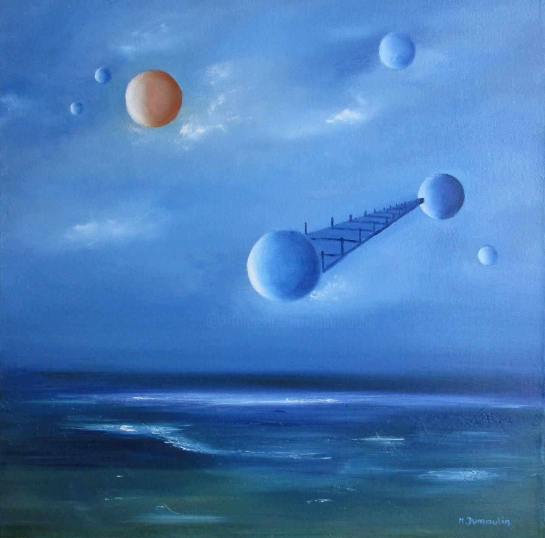 """Martial Dumoulin - """" Grand voyage"""""""